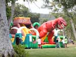 Jurassic Obstacle Course