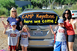 Camp Keystone here we come!